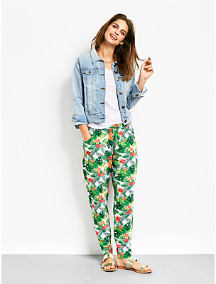 Hush Tropical Trousers