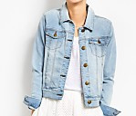Hush Denim Jacket