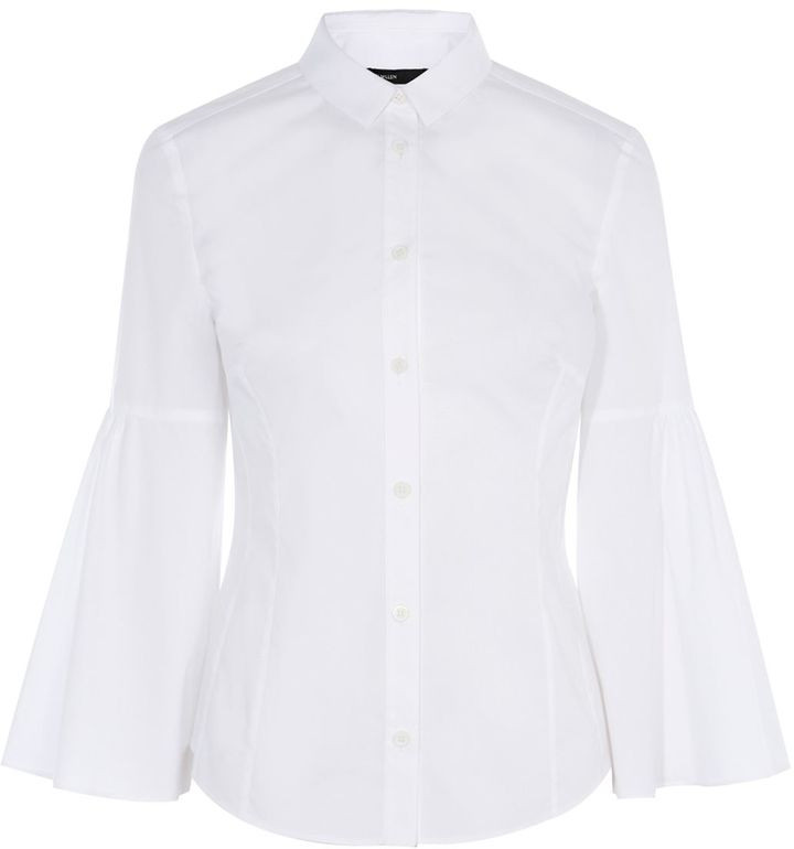 Karen Millen The Bell Sleeve Shirt £99