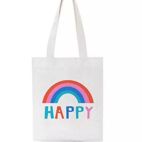 Mini Me - Happy Tote  Bag