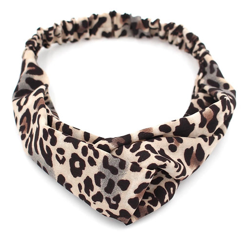 Leopard Stretchy Hairband