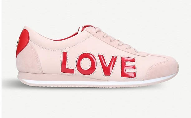 MICHAEL Michael Kors Kaile leather trainers (3)