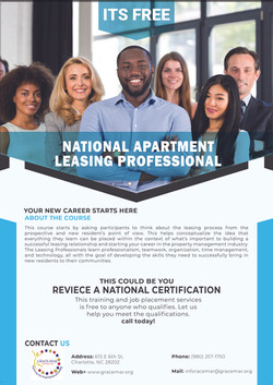 National Apartment Leasing Professional