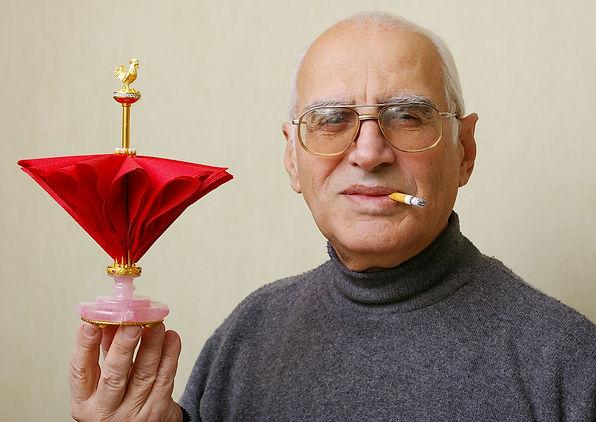 Gevorgyan Raf joaillier orfèvre père de