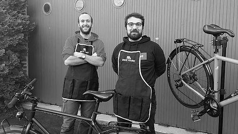 Edouard & Guirec - Réparateurs cycles à