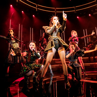 Curtain's Up and the GOH is Back with SIX