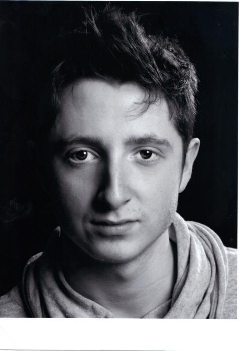 Actor Ryan McParland - East Belfast Boy jpeg