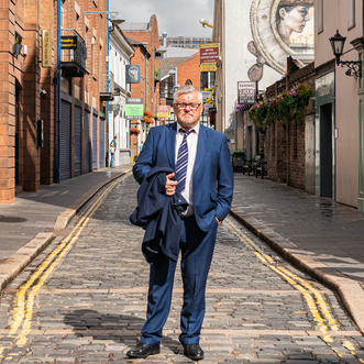 CQ BID & DFI Working To Resolve Vehicular Traffic Issue In Cathedral Quarter