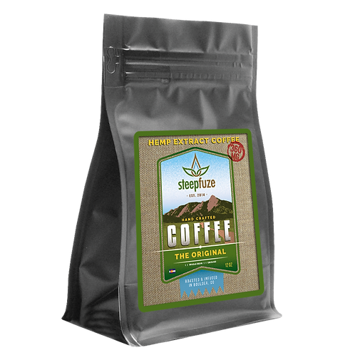 The Original CBD Coffee – 12 oz – 360 mg