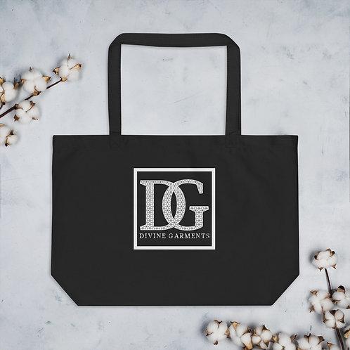 Divine Garments Large Organic Tote Bag