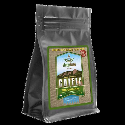 The Original CBD Coffee – 12 oz – 120 mg