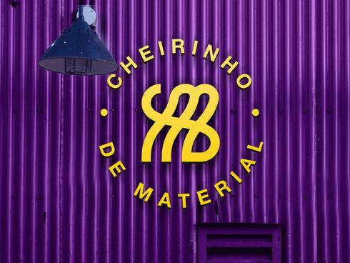 Cheirinho de Material