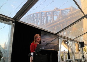 The Bridge International officially launches in Sydney with special guest Zondwa Mandela