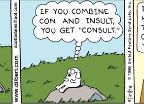 Is the traditional consulting model still relevant or is there a better way?