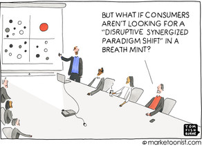 You don't always have to think disruption in CX