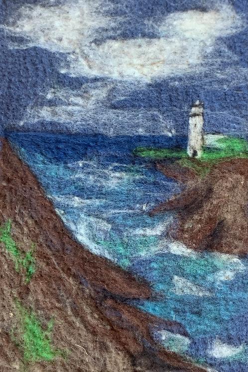 Lighthouse Needle Felting Workshop