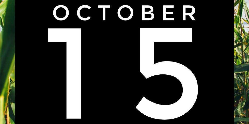 Mariposa's Fall Palooza – Friday October 15, 2021 Tickets