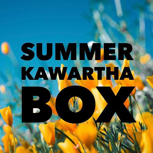 Summer Kawartha Box