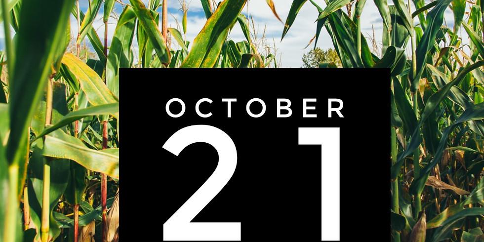 Mariposa's Fall Palooza – Thursday October 21, 2021 Tickets