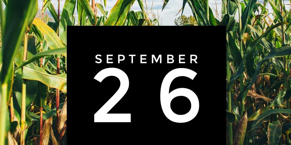 Mariposa's Fall Palooza – Sunday September 26, 2021 Tickets