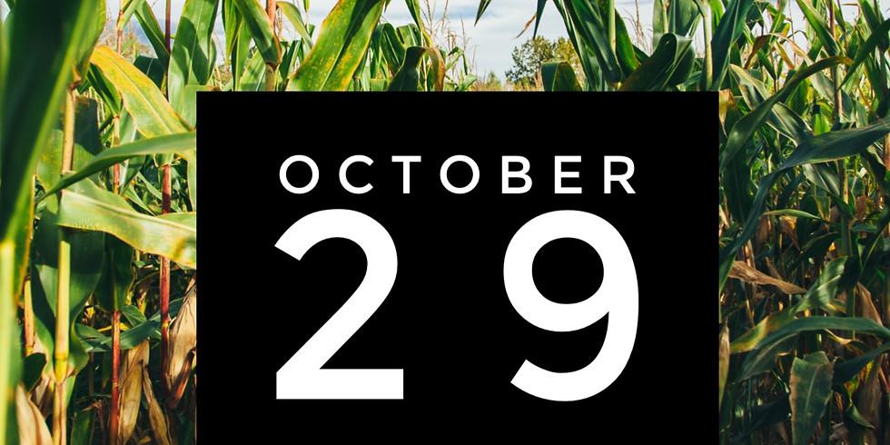 Mariposa's Fall Palooza – Friday October 29, 2021 Tickets