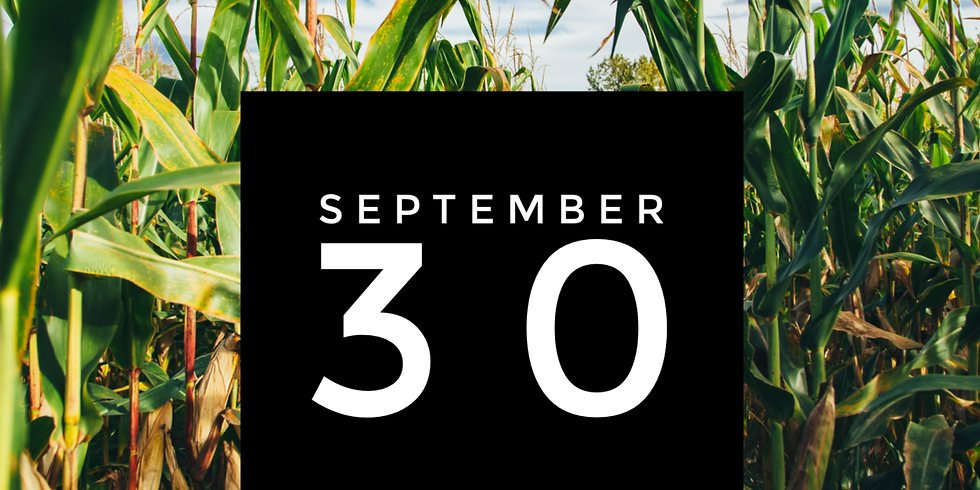 Mariposa's Fall Palooza – Thursday September 30, 2021 Tickets
