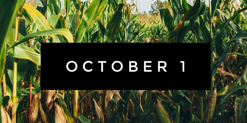 Mariposa's Fall Palooza – Friday October 1, 2021 Tickets