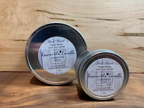 Kawartha Candle Company Gingersnap Candle