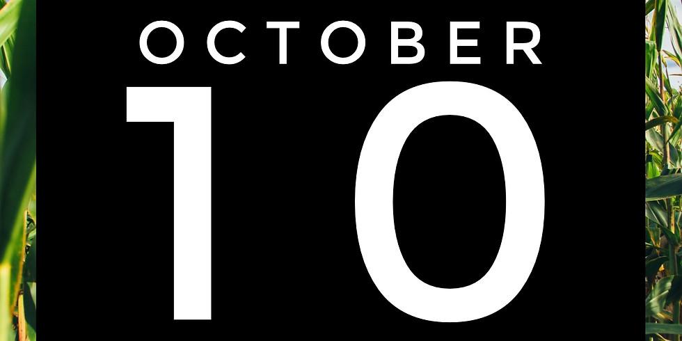 Mariposa's Fall Palooza – Sunday October 10, 2021 Tickets