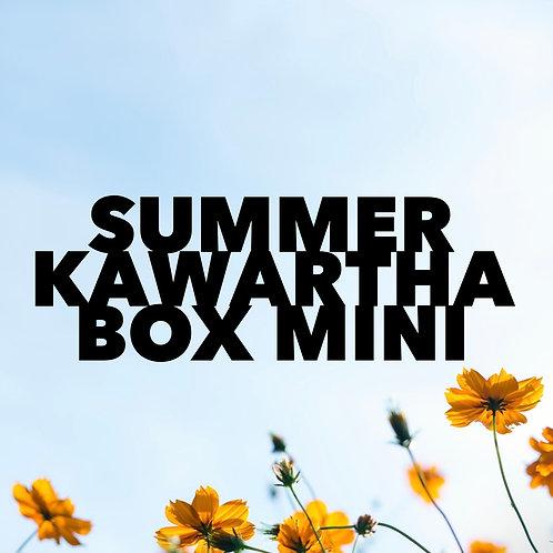 Summer Kawartha Box Mini