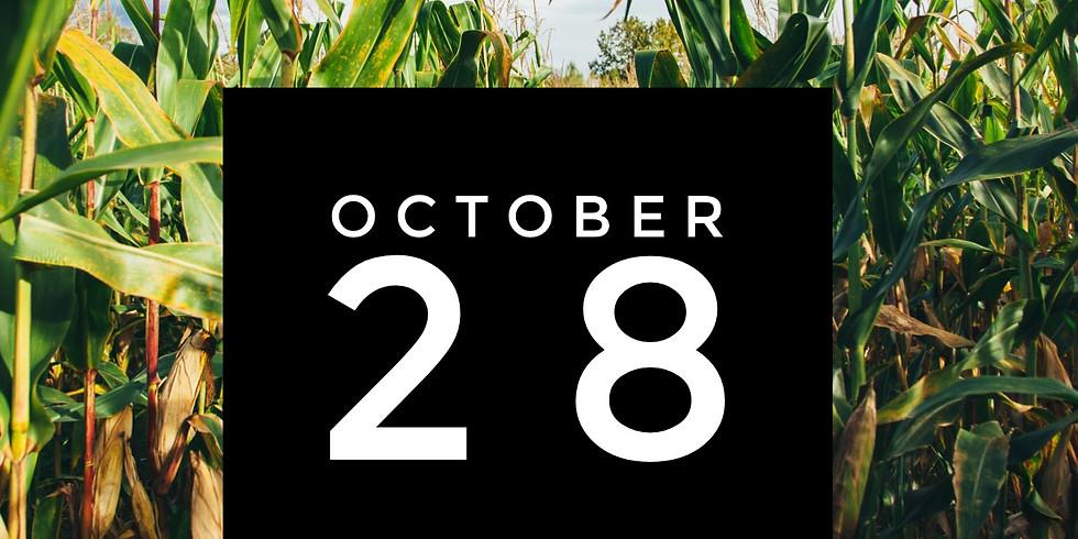 Mariposa's Fall Palooza – Thursday October 28, 2021 Tickets