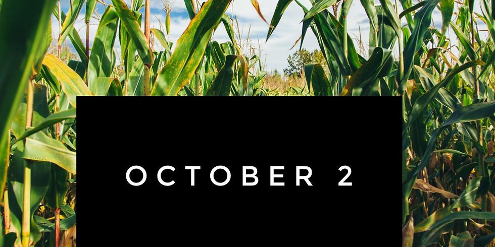 Mariposa's Fall Palooza – Saturday October 2, 2021 Tickets
