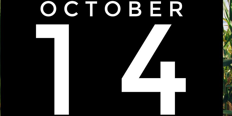 Mariposa's Fall Palooza – Thursday October 14, 2021 Tickets