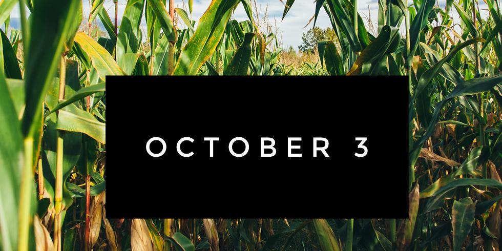 Mariposa's Fall Palooza – Sunday October 3, 2021 Tickets