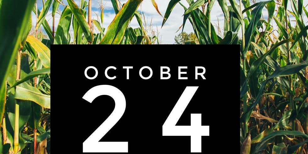 Mariposa's Fall Palooza – Sunday October 24, 2021 Tickets