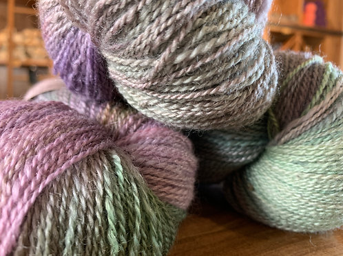 Touch of Spring Fingering Yarn