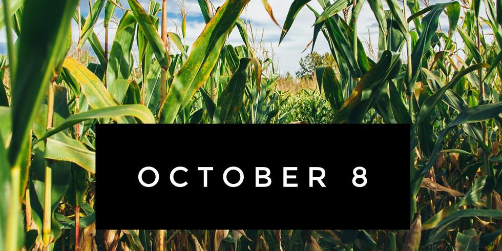 Mariposa's Fall Palooza – Friday October 8, 2021 Tickets