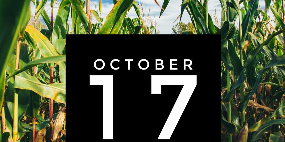Mariposa's Fall Palooza – Sunday October 17, 2021 Tickets