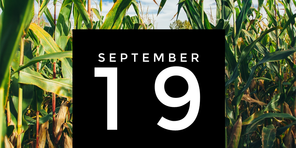 Mariposa's Fall Palooza – Sunday September 19, 2021 Tickets