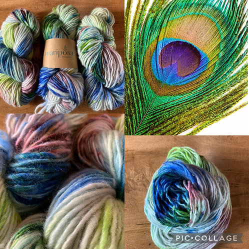 A Spectacle Worsted Yarn