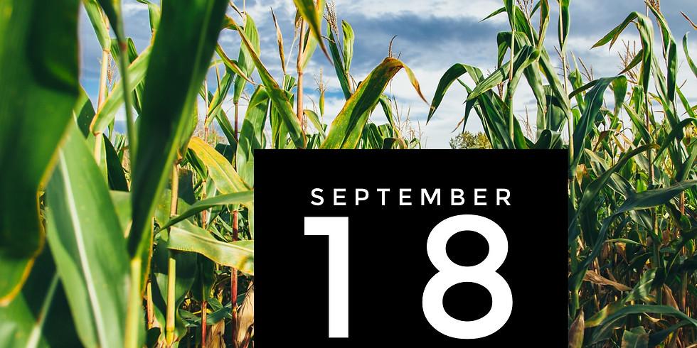 Mariposa's Fall Palooza - Saturday September 18, 2021 Tickets