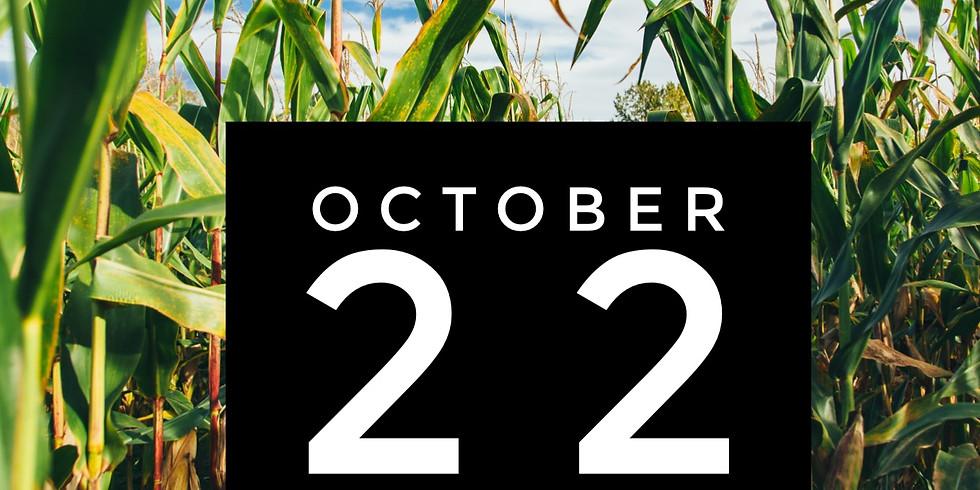Mariposa's Fall Palooza – Friday October 22, 2021 Tickets