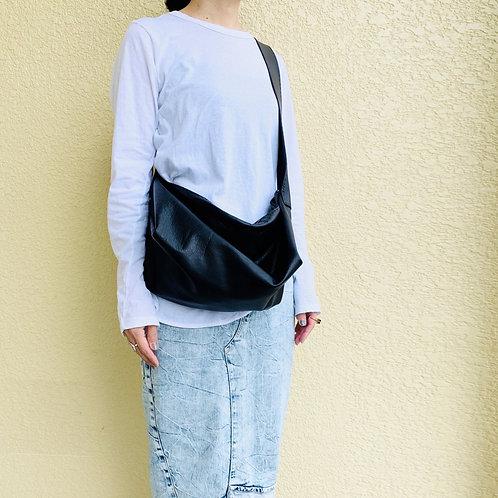 Leather Shoulder<JOY>Black(黒)