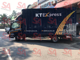 KT Express Total 6units.