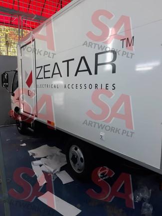 Zeatar (Simple Sticker)