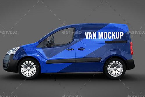 Van Graphic (S Full)