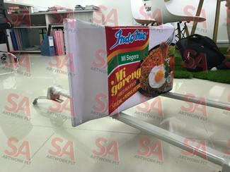 Indomie 3D Light Box.