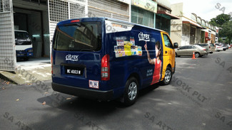 Citrex - Van