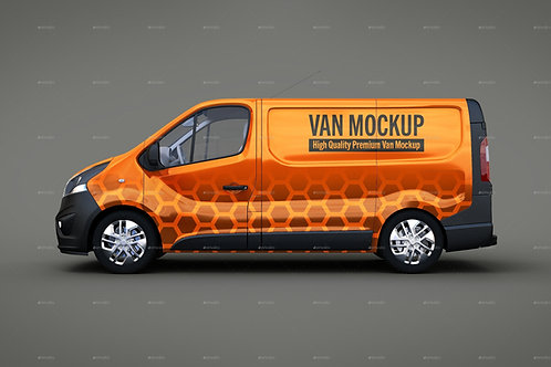 Van Graphic (M Full)