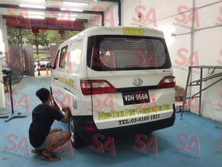 New-Tech Pest Control Sdn Bhd 2units